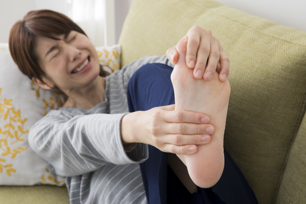今まで足底腱膜炎でどのような処置を行ってきましたか?